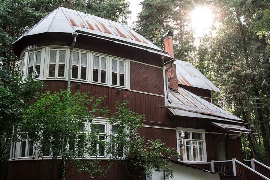 Дом-музей Б.Л. Пастернака в Переделкино