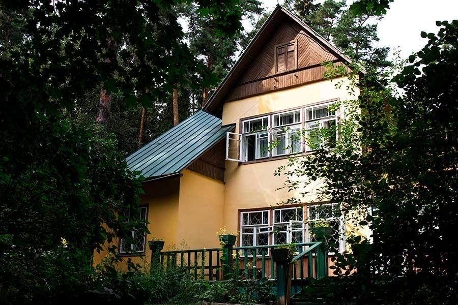 Дом музей Чуковского
